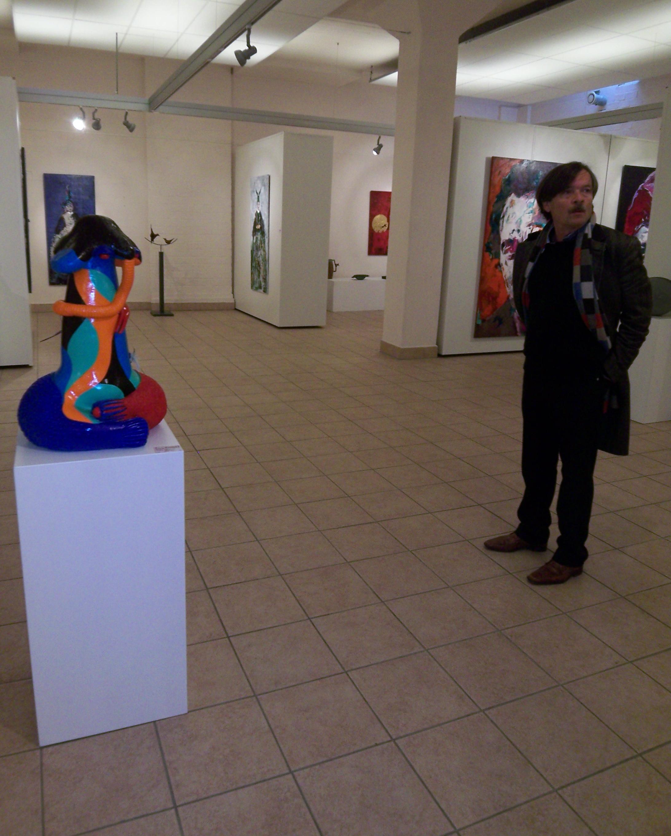 Expositie Galerie Sous Terre (4)
