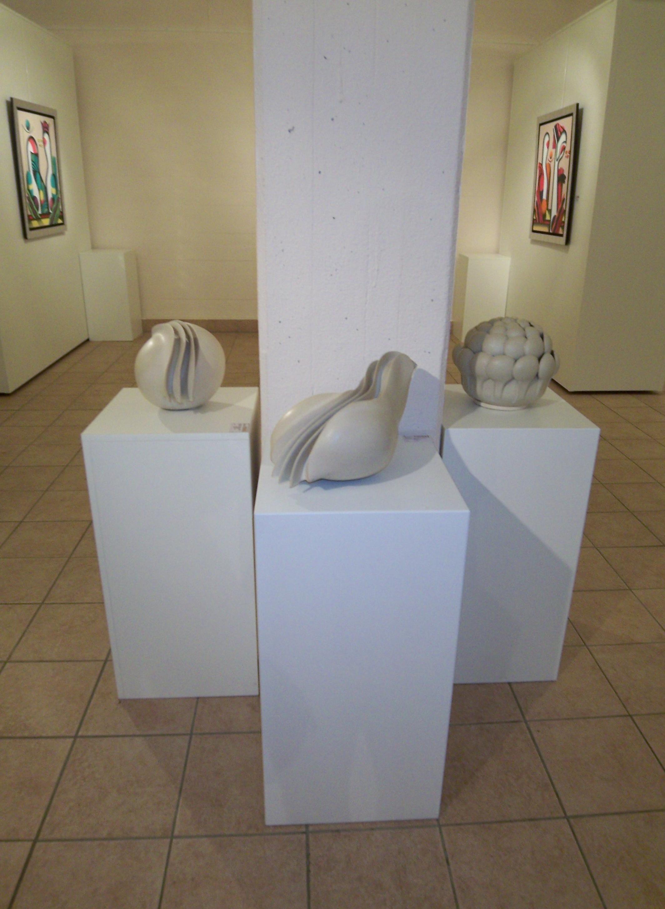 Expositie GalerieSous Terre